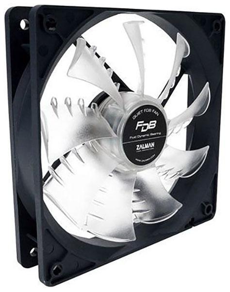 Корпусной вентилятор Zalman ZM F3 FDB SF