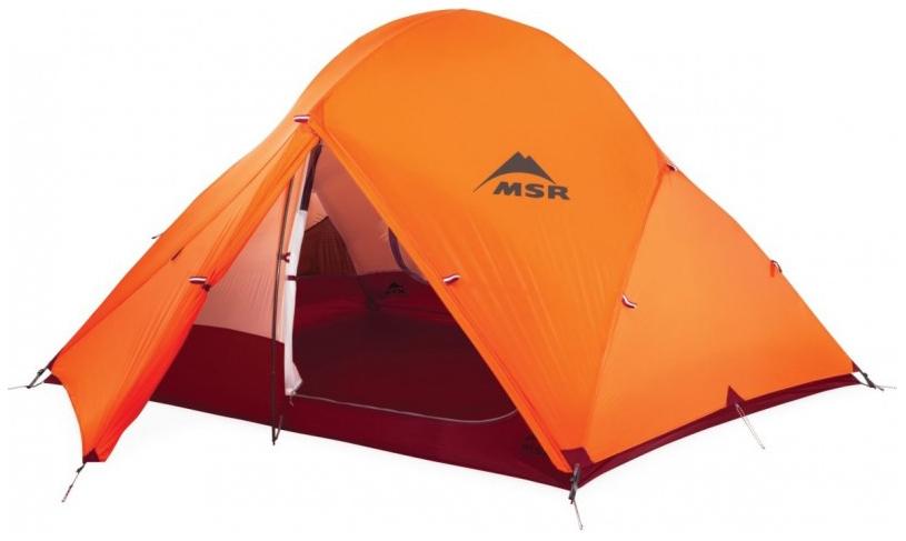 Палатка MSR Access трехместная оранжевая