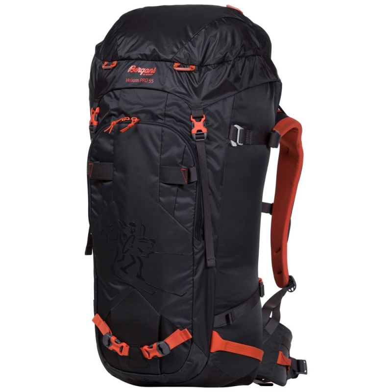 Туристический рюкзак Bergans Helium Pro 55 л темно