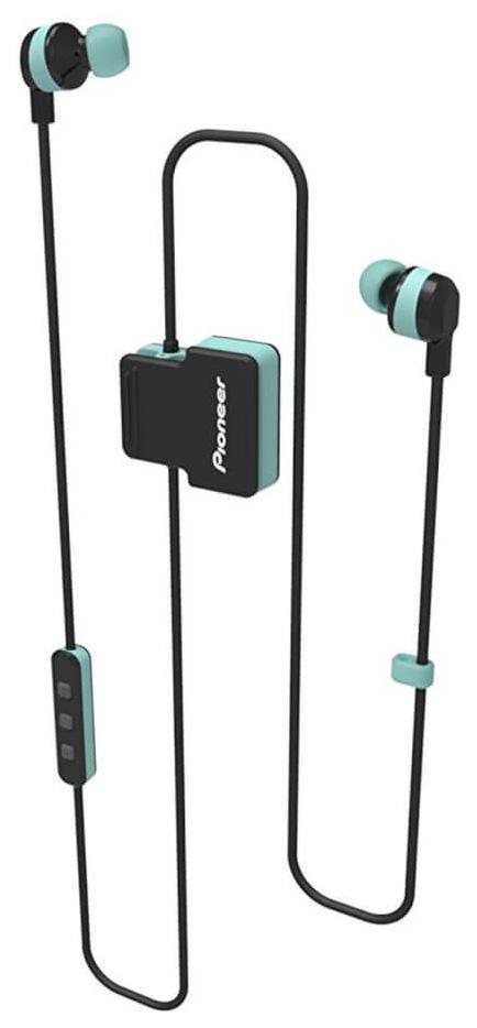 Беспроводные наушники Pioneer SE-CL5BT Green