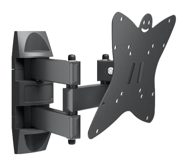 Кронштейн для телевизора Holder LCDS 5038 Black
