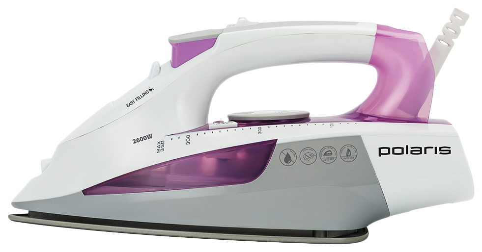 Утюг Polaris PIR 2685A White/Purple