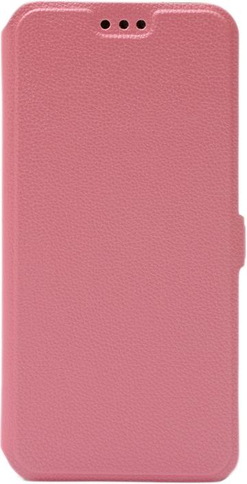 Чехол GOSSO CASES Book Type UltraSlim для Huawei Honor 9 Lite розовый