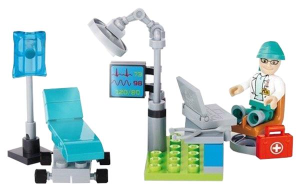 Купить Конструктор пластиковый COBI Медицинская операционная, Конструкторы пластмассовые