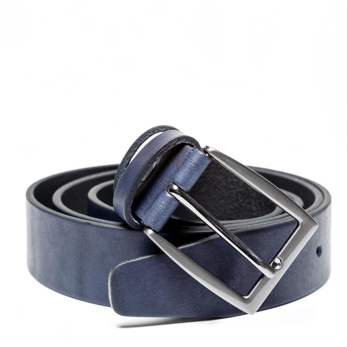 Ремень мужской LAKESTONE 109194/DB синий 95 см