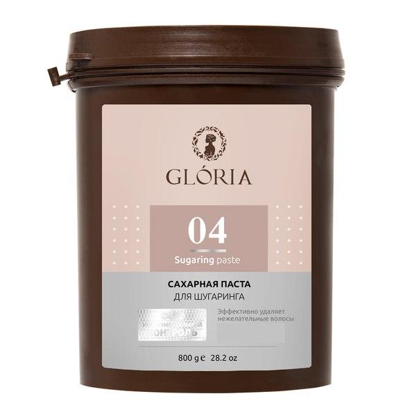 Сахарная паста для депиляции Gloria sugaring & spa «Средняя» 800 гр фото