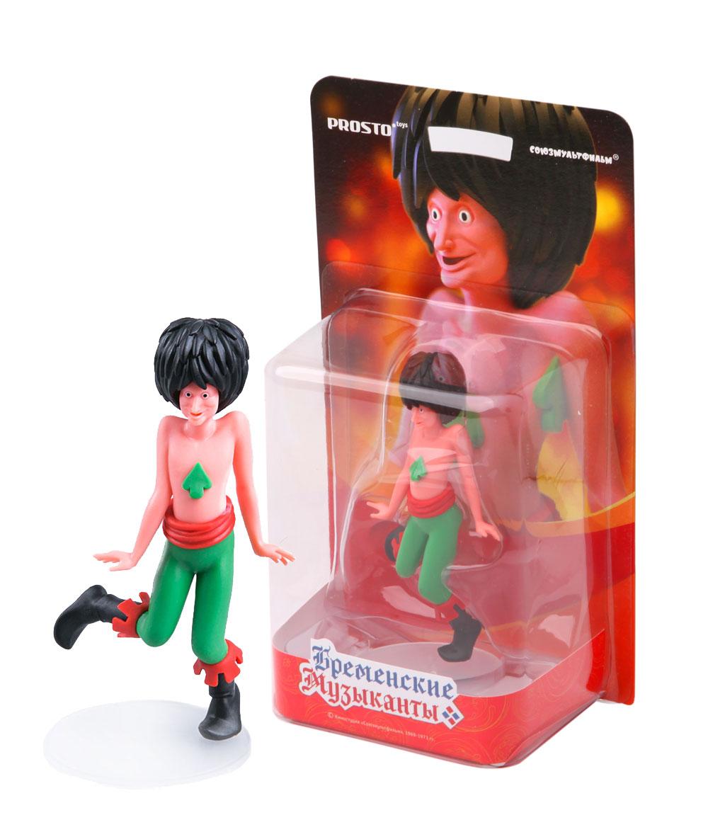 Купить Коллекционная игрушка Prosto Toys Бременские музыканты Трус, Игровые наборы