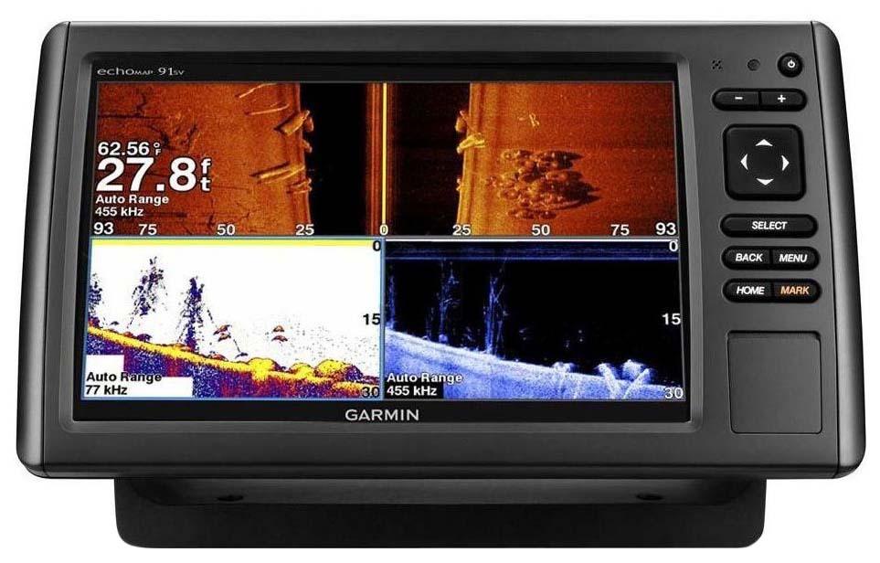 Рыболовный эхолот Garmin EchoMAP 92SV фото