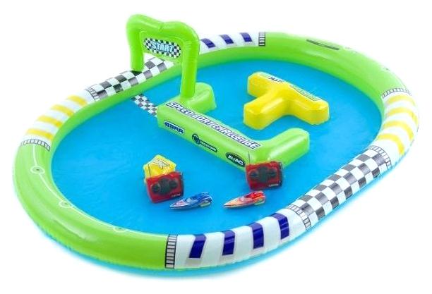 Игровой набор Shantou Gepai Забавные гонки, водный