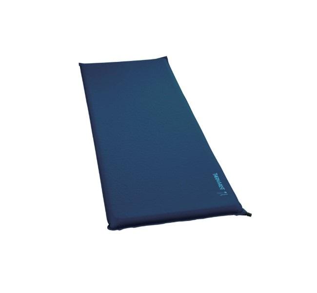 Туристический коврик Therm-A-Rest Basecamp Regular синий