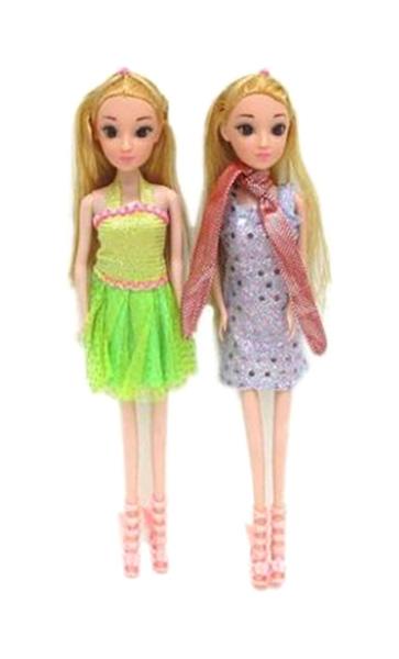 Купить Кукла Наша Игрушка Берта 29 см 200239123, Наша игрушка, Классические куклы