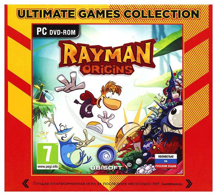 Игра Rayman Origins Ultimate Games для PC фото