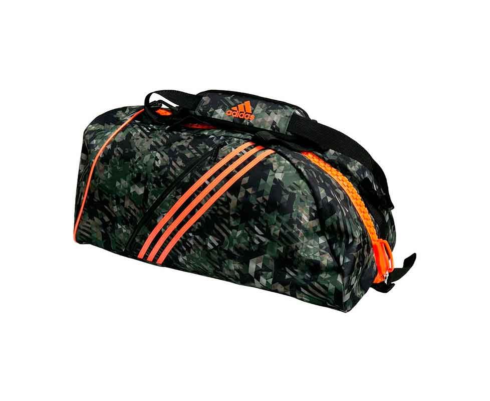 Спортивная сумка Adidas Combat Camo Bag