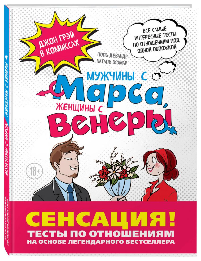 Комикс Мужчины с Марса, Женщины с Венеры, Тесты по отношениям по Грэю