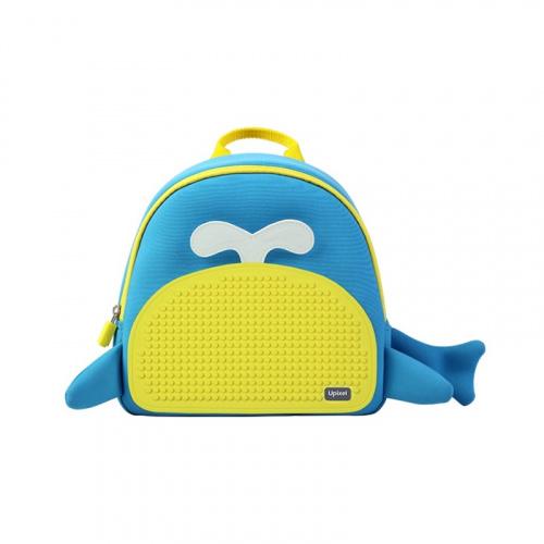 Купить Рюкзак детский Upixel пиксельный детский Китёнок WY-A030, Школьные рюкзаки и ранцы