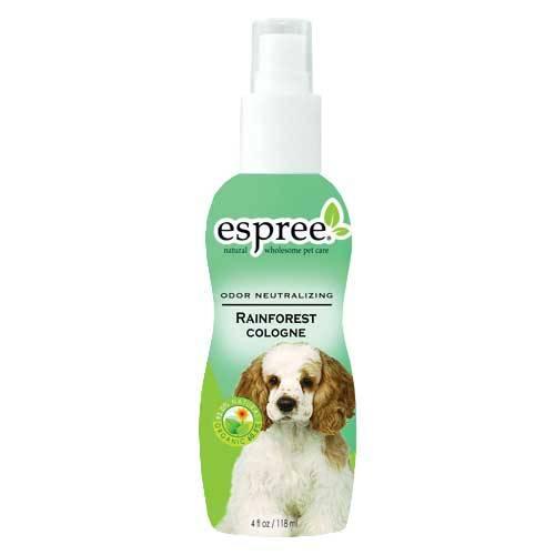 Одеколон Espree Odor Neutralizing Rainforest Cologne Джунгли для собак и кошек 118 мл
