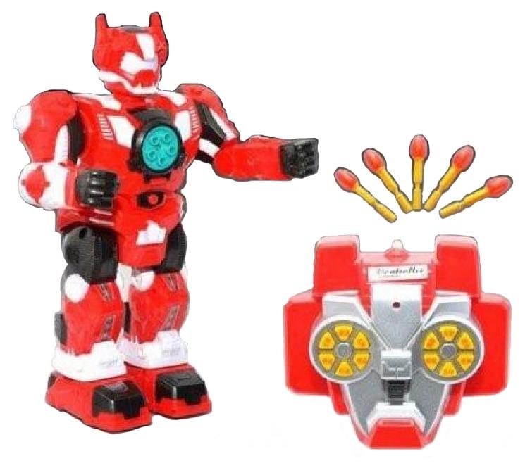 Купить Радиоуправляемый робот Feng Yuan 28137, Jian Feng Yuan Toys, Радиоуправляемые роботы
