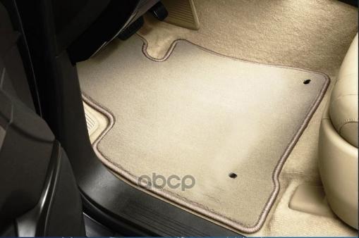 Коврики в салон Autofamily для LEXUS IS 250 2013, текстиль,бежевый