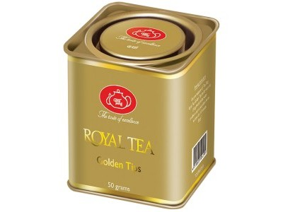 Чай весовой зеленый Ти Тэнг Royal Tea Golden Tips 50 г