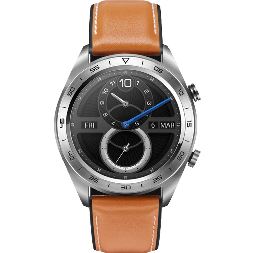 Смарт часы Honor Watch Magic (leather strap)