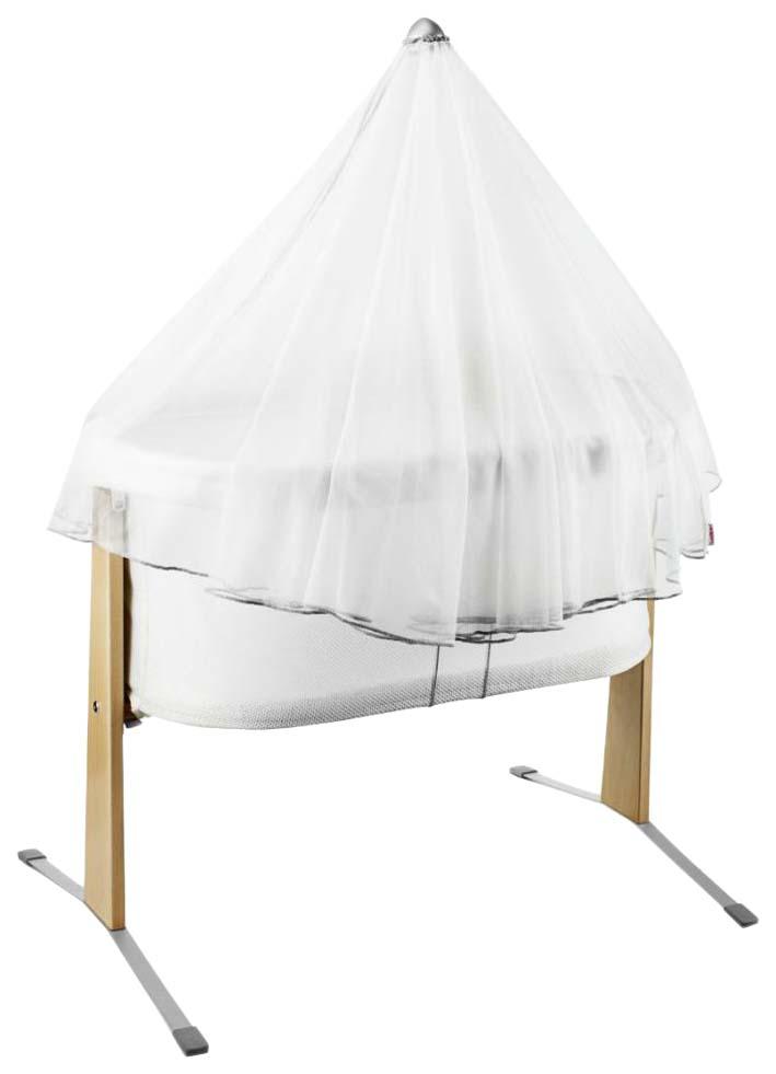 Балдахин для детской кроватки Babybjorn белый