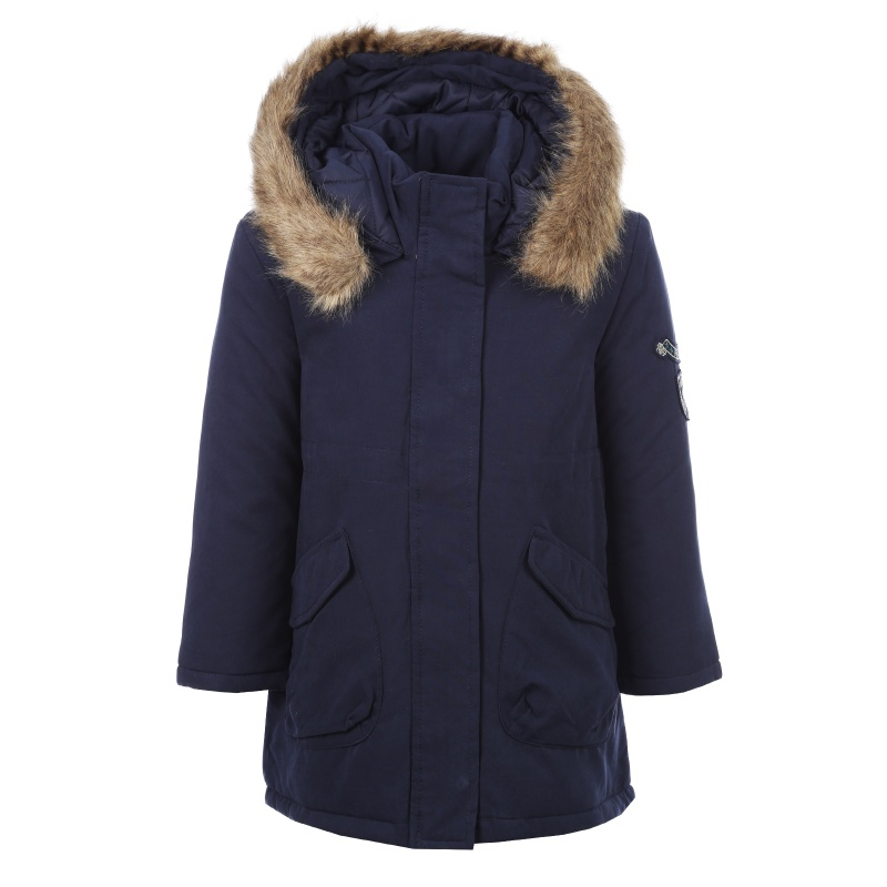 Купить Куртка Mayoral темно-синий р.110, Детские зимние куртки