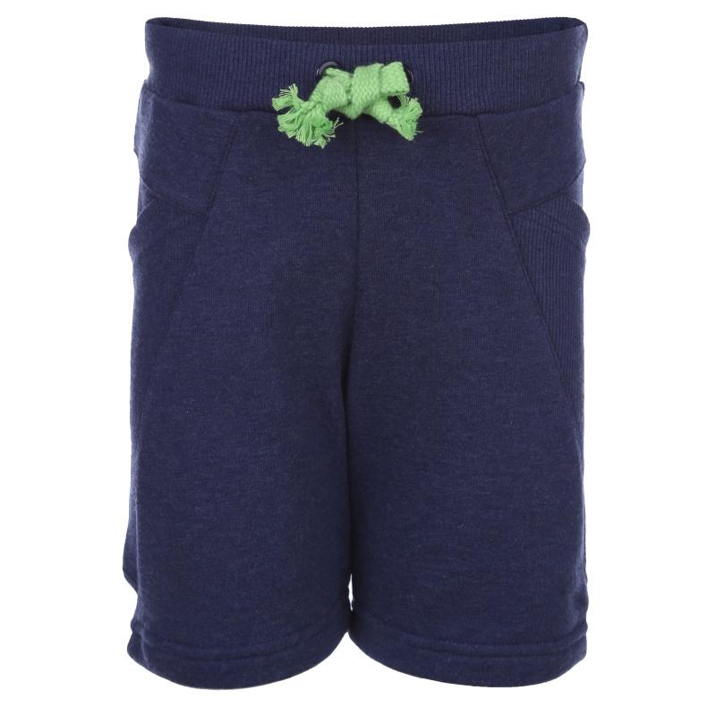 Купить 21-404, Шорты ЁМАЁ темно-синий р.92, ЕМАЕ, Детские брюки и шорты