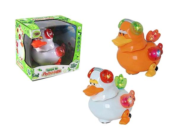 Купить Развивающая игрушка Наша Игрушка Утенок M8921-1 в ассортименте, Наша игрушка, Интерактивные развивающие игрушки