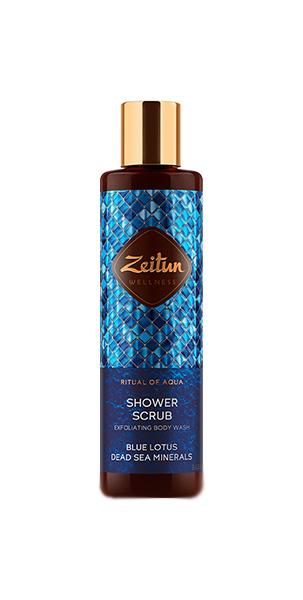 Скраб для тела Zeitun Ritual of Aqua
