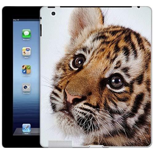 Чехол Gosso Cases для Apple iPad 2/iPad 3/iPad 4 «Маленький хищник»