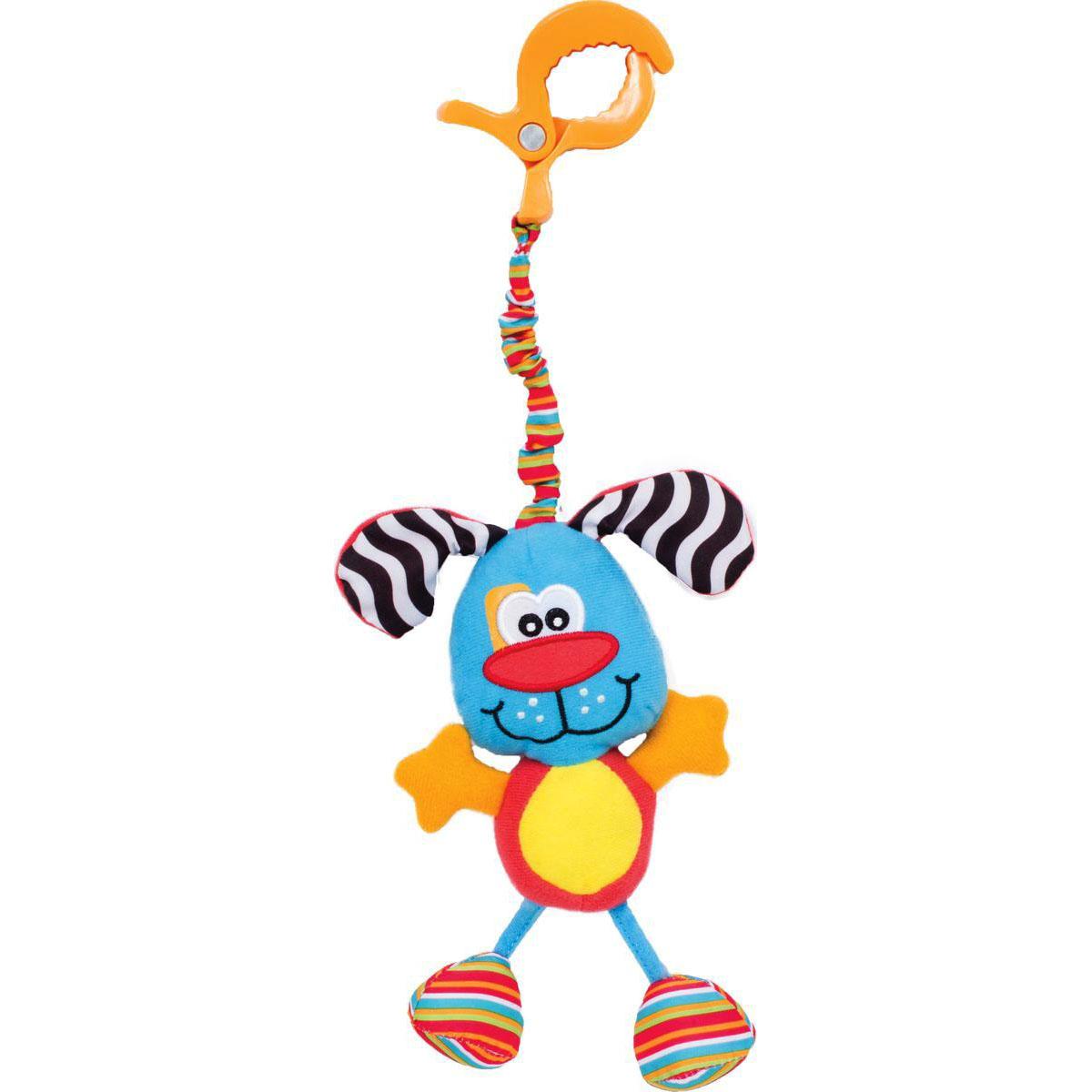 Купить Подвесная игрушка Playgro Щенок, Подвесные игрушки