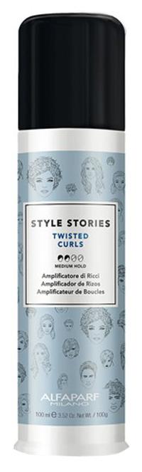 Крем для волос Alfaparf Milano Style Stories Twisted Curls 100 мл