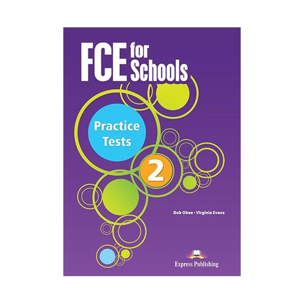 Fce For Schools Practice Tests 2, Student\'S Book Revised With Digibooks App (Internationa