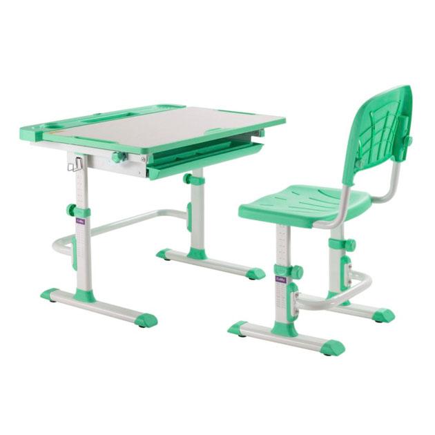 Комплект парта и стул трансформеры Cubby Disa