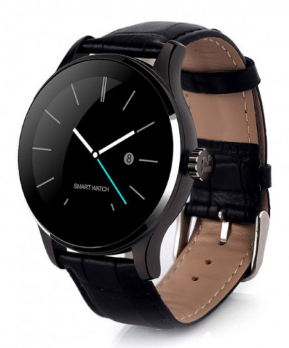 Смарт-часы CARCAM Smart Watch K88H Black/Black