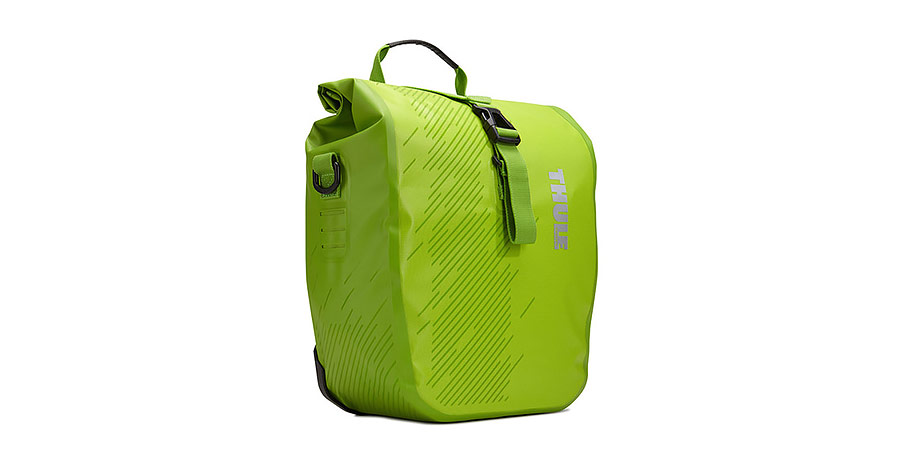 Велосипедная сумка Thule Pack'n Pedal Small Chartreuse