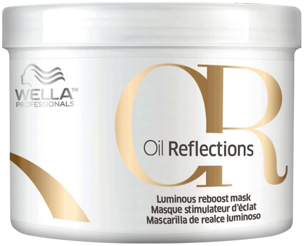 Маска для волос Wella Professionals Oil Reflections 500 мл