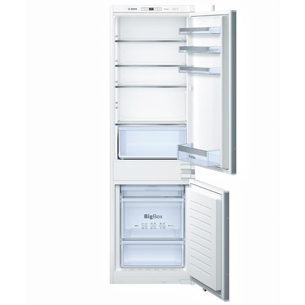 Встраиваемый холодильник Bosch KIN86VS20R Silver