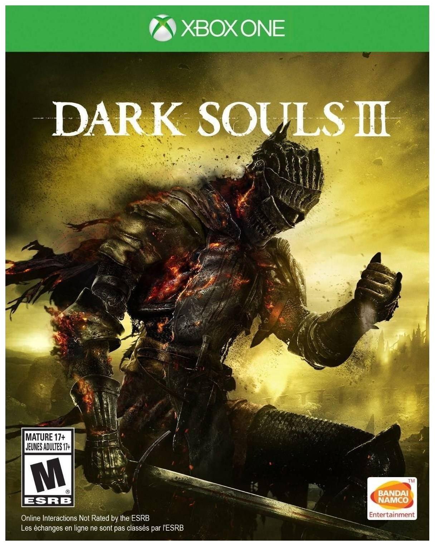 Игра Dark Souls III для Xbox One фото