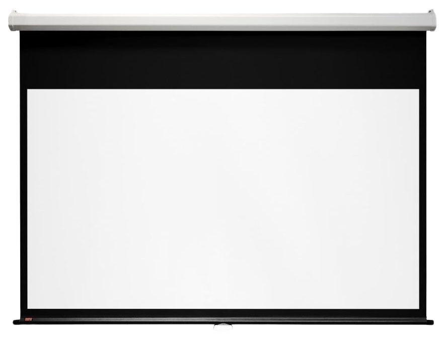 Экран для видеопроектора Draper Luma 207100B Белый Luma HDTV 92' MW White Сase (114x203)