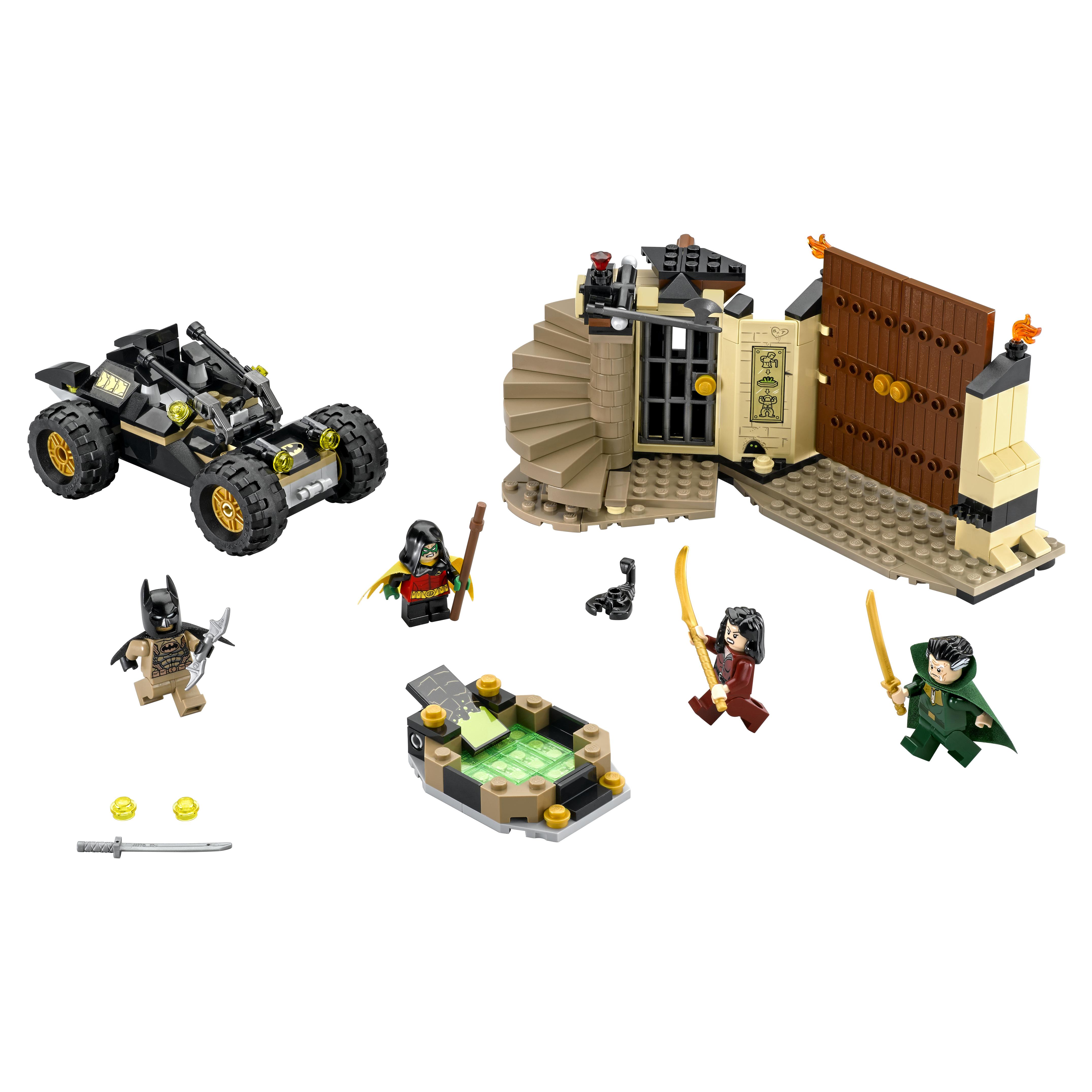 Конструктор LEGO DC Comics Super Heroes Бэтмен: