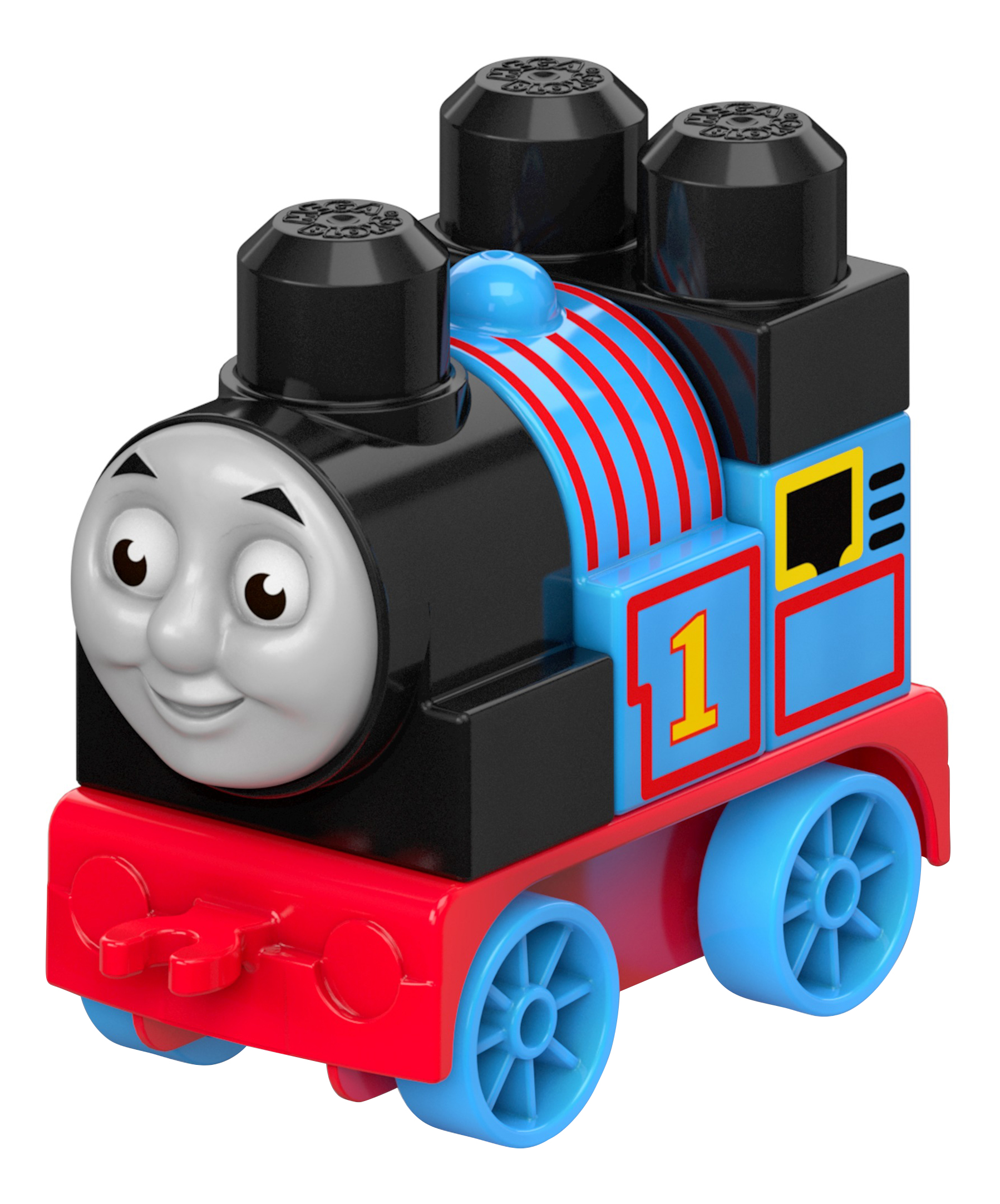 Купить Паровозик Томас, Конструктор пластиковый Mega Bloks® Thomas & Friends Томас DXH47 DXH48, Конструкторы пластмассовые