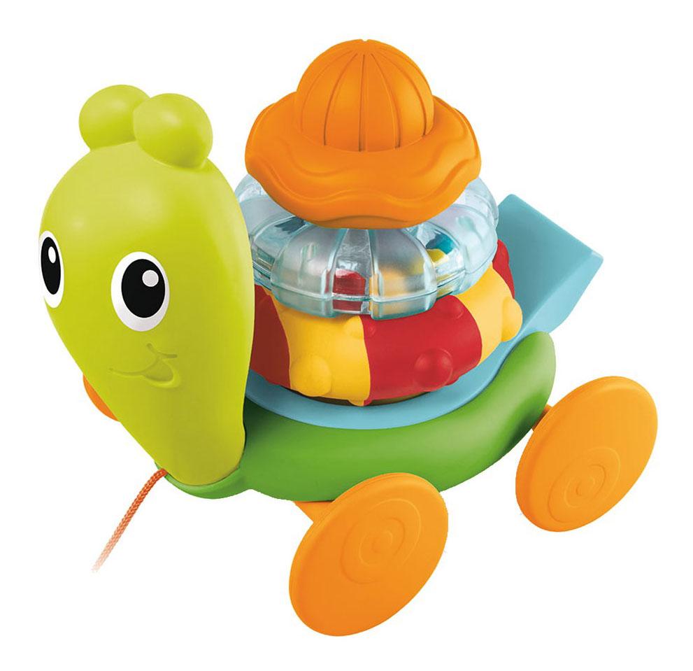 Развивающая игрушка B kids Улитка из серии Sensory