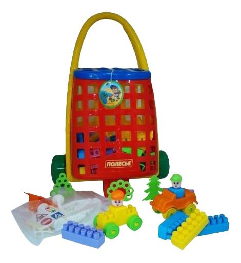 Купить Конструктор Palau Toys Строитель 101 (44372_PLS), Конструкторы пластмассовые