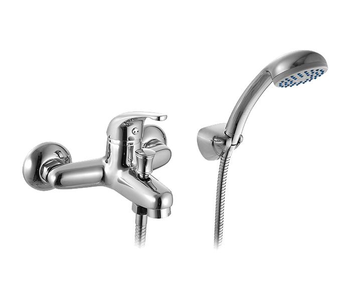 Смеситель для ванны Milardo Davis DA23204CK MI хром
