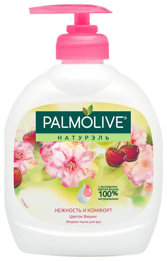 Жидкое мыло Palmolive Нежность и комфорт Цветок вишни 300 мл