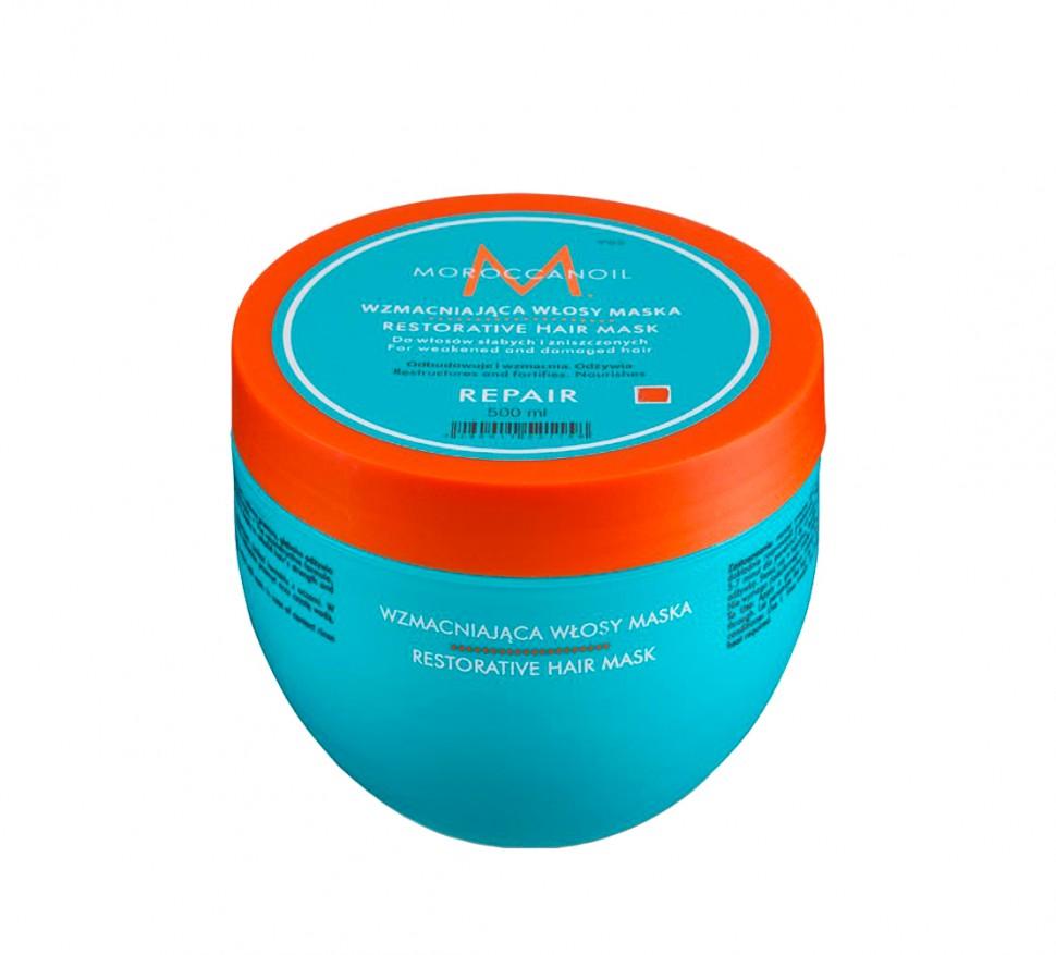 Купить Маска для волос MOROCCANOIL восстанавливающая 500 мл