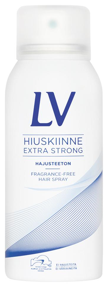 Лак для волос LV Hiuskiinne extra strong