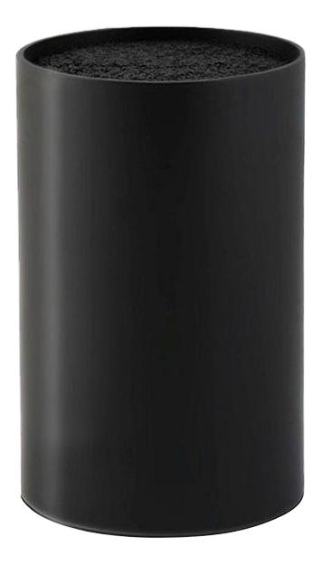 Подставка для ножей MOULINVilla STN-1B, черная фото