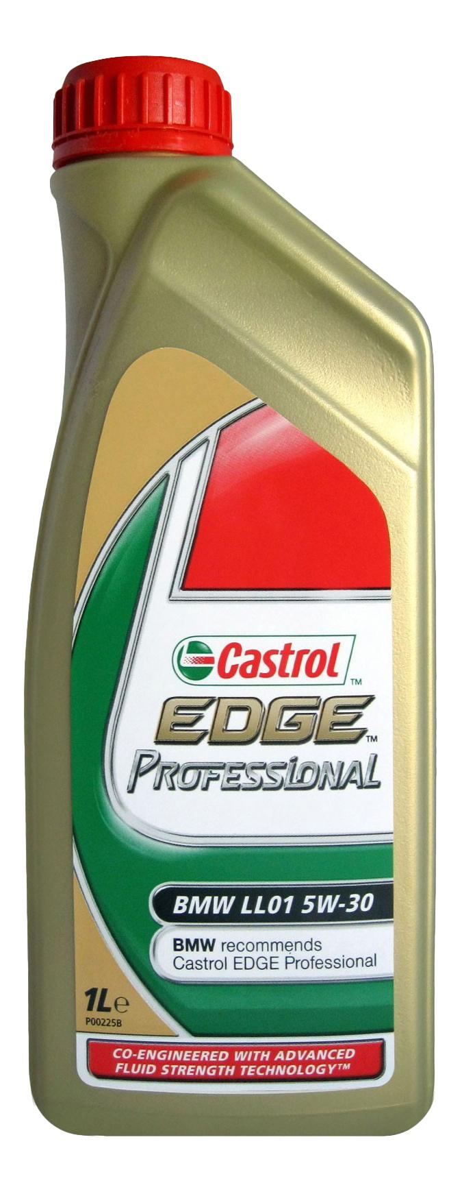 Моторное масло Castrol Edge Professional LL01 5W-30 1л